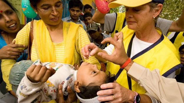 National Polio Immunization Day